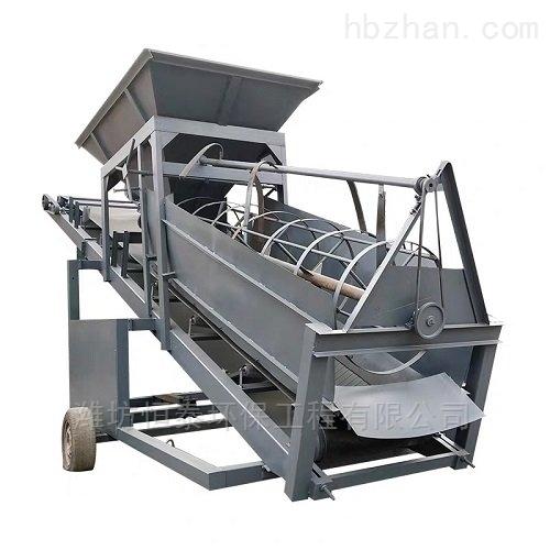北京市水利筛固液分离安装使用