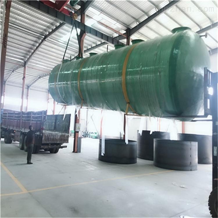 广东省地埋式污水处理设备