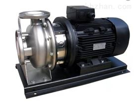 ZS65-40-200/5.5ZS型不鏽鋼臥式離心泵