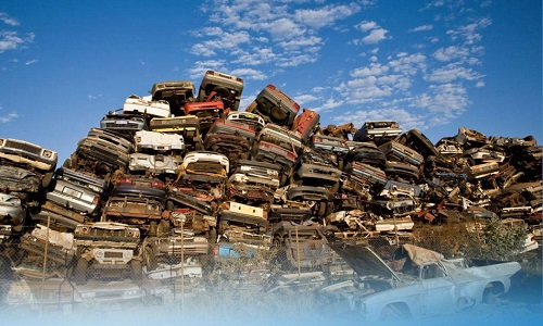 报废汽车拆解具备数千亿市场 率先享受政策红利