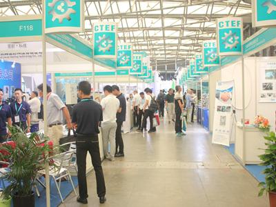 图说精彩:强势围观第九届上海化工捕鱼提现展
