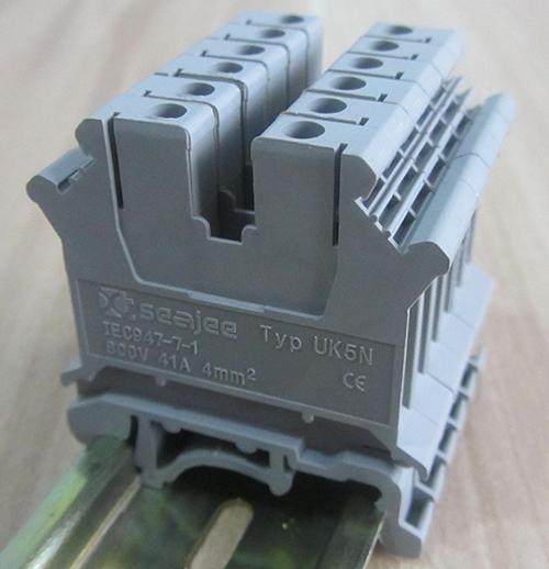 uk5n-希捷牌uk5n接线端子,uk5n接线端子板,uk5n接线板