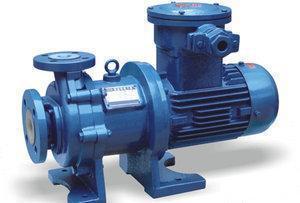 CQB-F氟塑料防爆磁力泵
