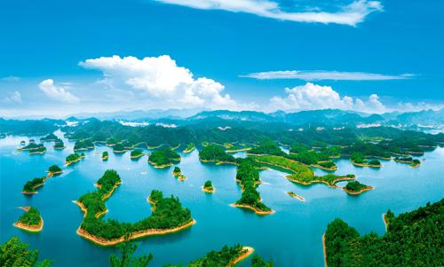 年供水量近9亿方 杭州千岛湖配水工程如期推进