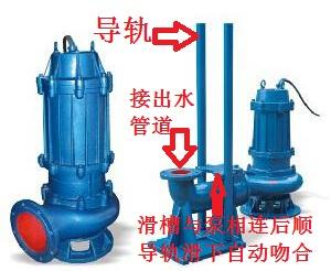 WQ潛水排汙泵圖片