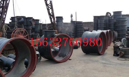 齐全可定做 管件 球墨管件 三通 四通 污水管件配件 管道配件 排水管件