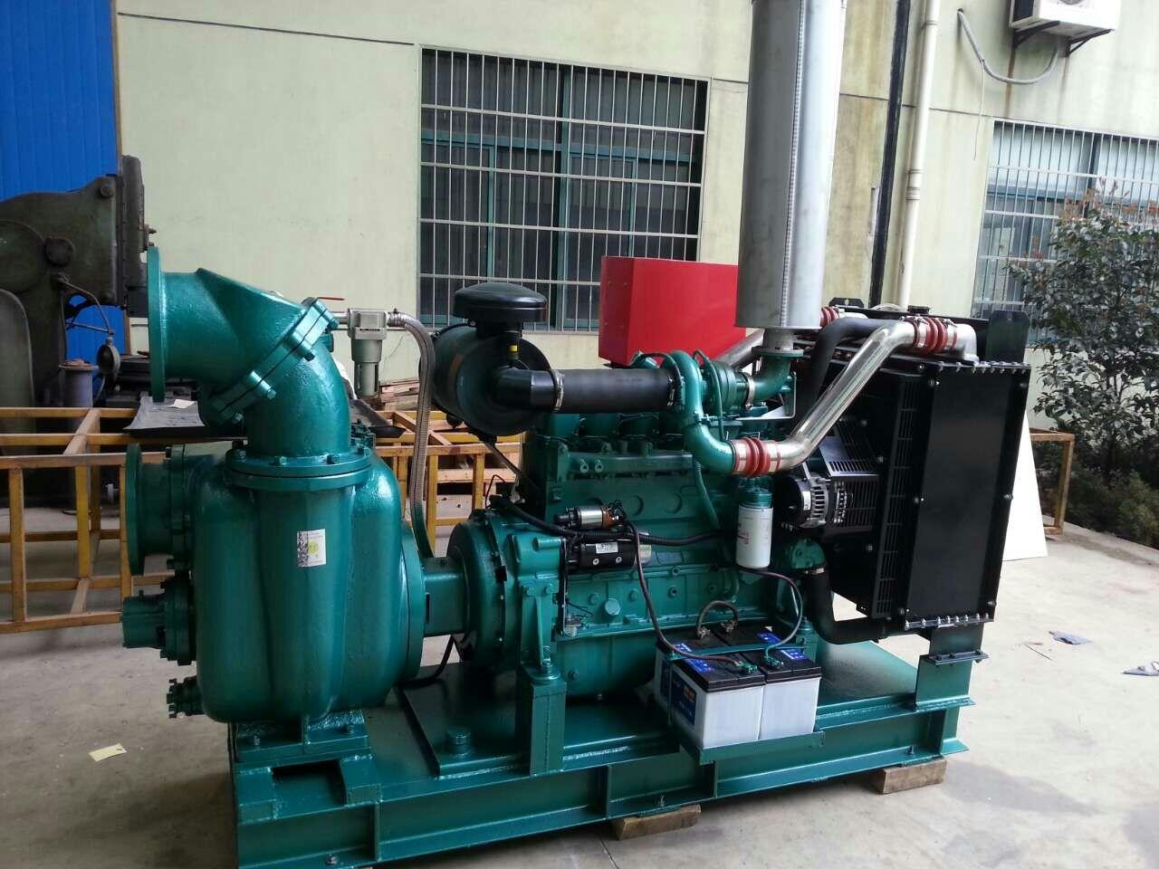 柴油机泵的选型技术要求