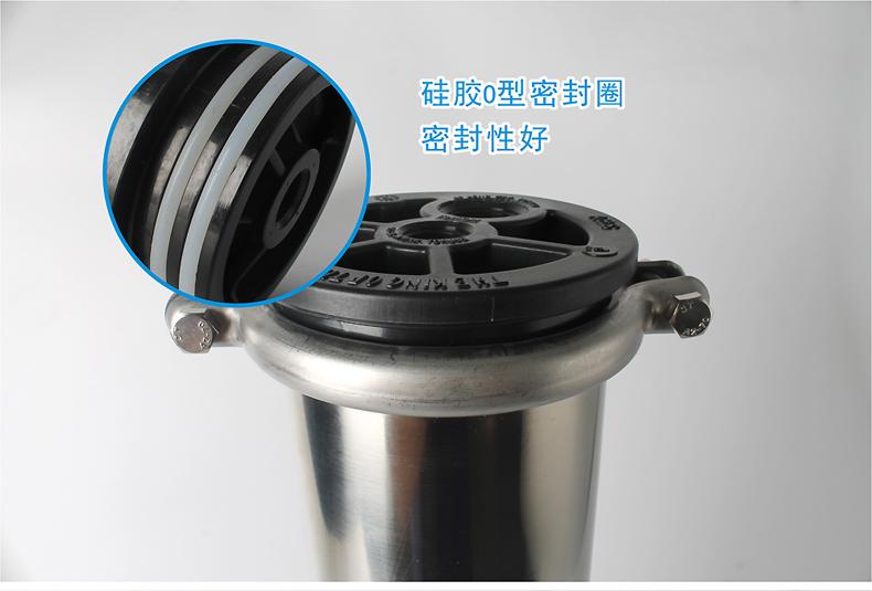 厂家供应不锈钢膜壳,4040膜壳,反渗透膜壳 ,ro膜壳