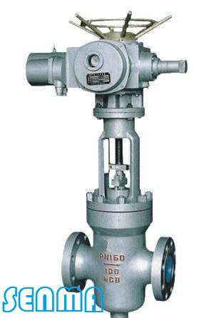 式焦炉专用三通球阀,电动平底放料阀,电动角式放料阀,电动高压料浆阀图片