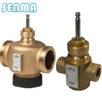 两通阀  此系列的电动阀用于控制冷水或热水空调系统管道的开启或关闭