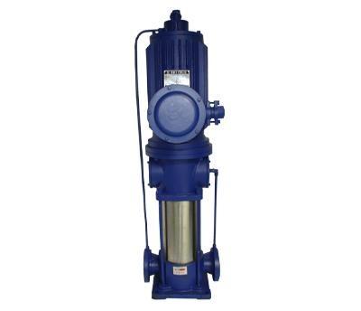 多级屏蔽泵