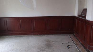 2015河南护墙板装修效果图大全_噪声控制_吸音材料
