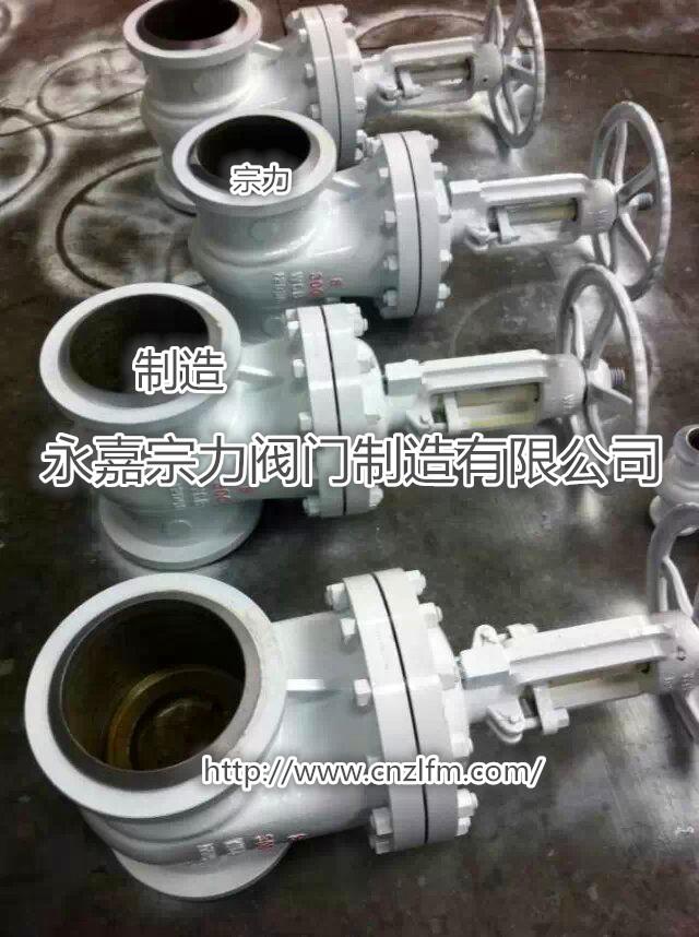 闸阀_闸阀选型 >z541h-300lb美标碳钢对焊闸阀 伞齿轮美标闸阀  美标图片