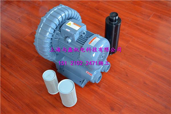 吸料风机性能:旋涡气泵采用台湾宇鑫电机,宇鑫电机是一款宽频,宽压