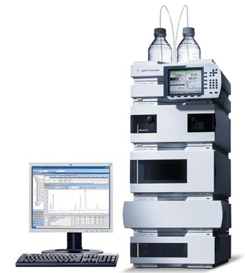 岛津液相色谱仪lc-2010