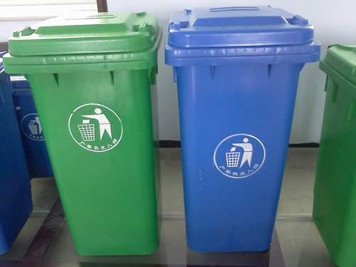 120升-供应宁夏塑料垃圾桶-临沂市双龙塑料有限公司