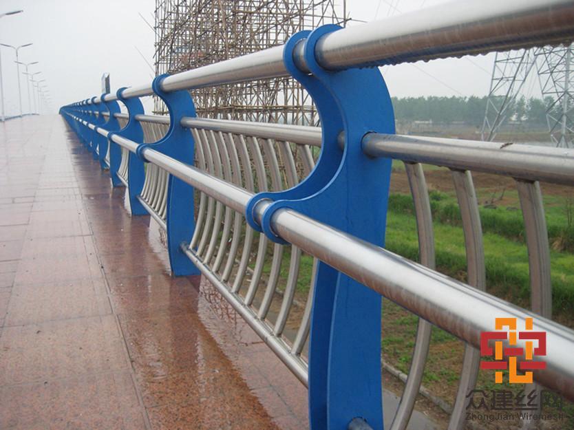吕梁不锈钢复合管护栏