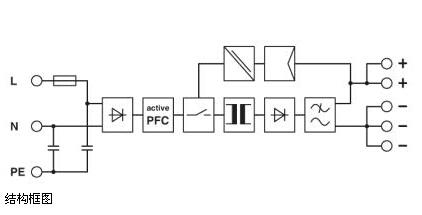 phoenix电源初级开关模式电源,trio-ps/1ac/24dc/10