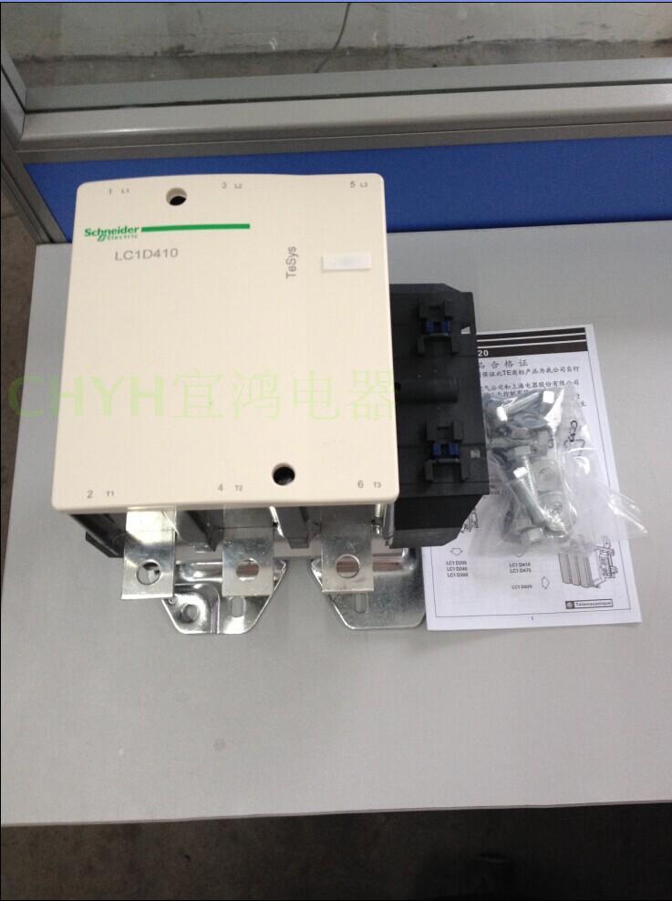 施耐德交流接触器lc1-d620