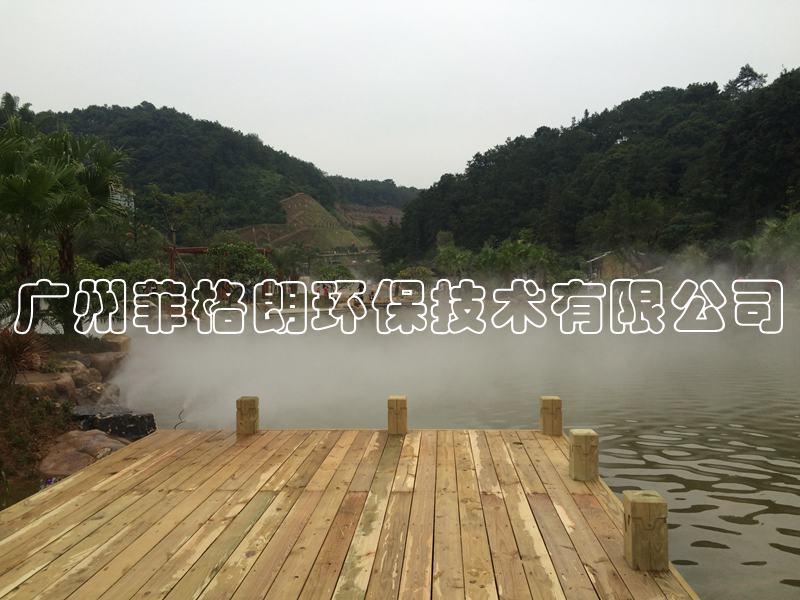 貴州旅游風景區園林景觀人造霧設備