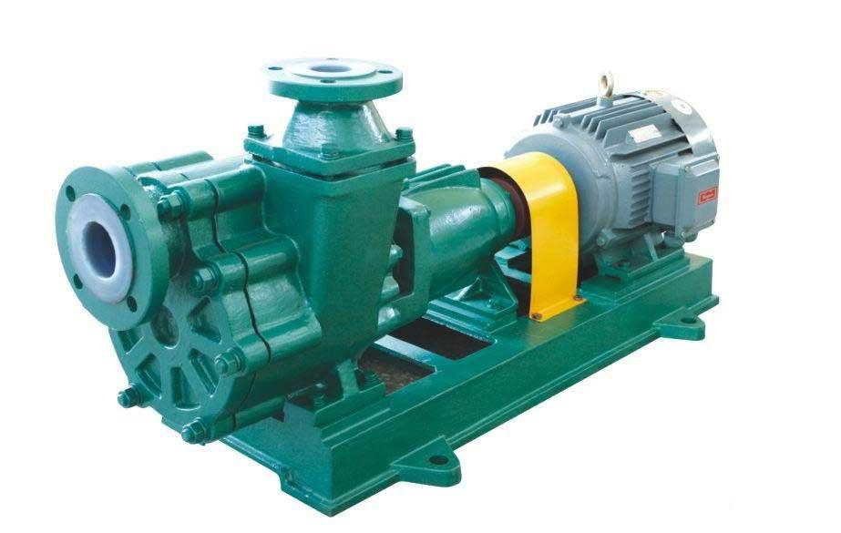 氟塑料卸酸泵
