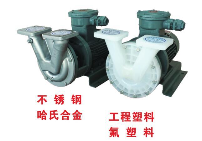 高吸程卸酸泵