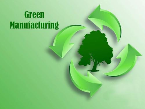 """推进工业结构调整 """"十三五""""构建绿色制造体系"""