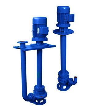 液下无堵塞排污泵