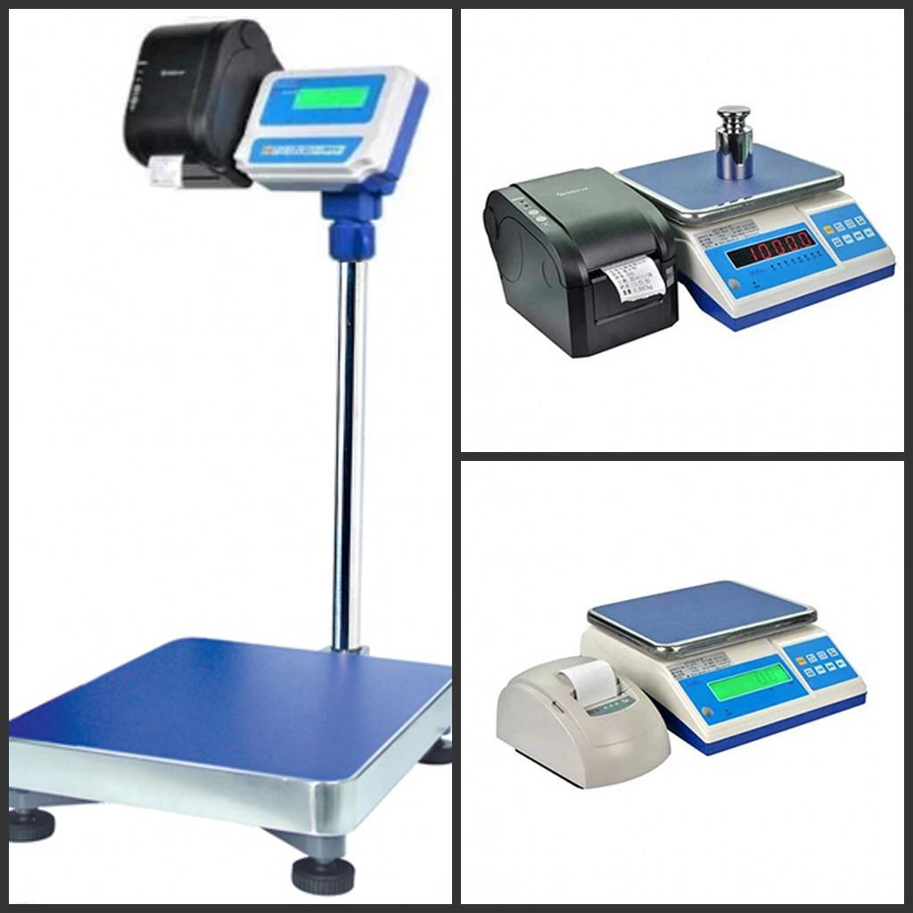 10公斤标签打印电子秤/15kg打印电子台称价格
