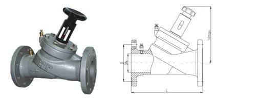 staf-16-静态水力平衡阀staf-16图片