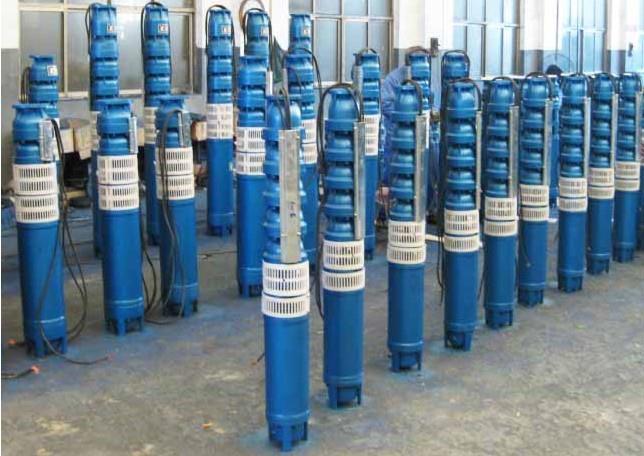 深井潜水电泵
