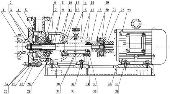 结构图:       1