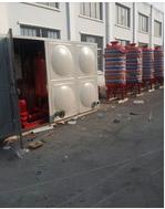 <strong>供应上海嘉定区智能型箱泵一体化消防泵站</strong>
