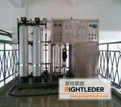 广东集成电路超纯水设备工程描述