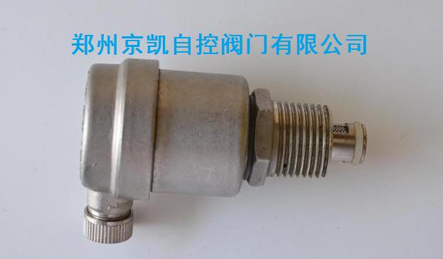 zp88不锈钢自动排气阀图片