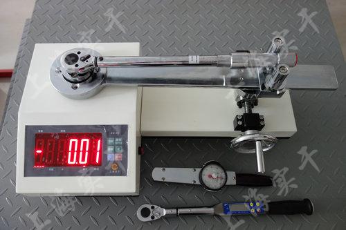 机械式扭矩扳手检定仪