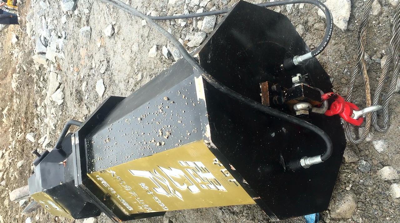云南红河液压岩石破裂机图片