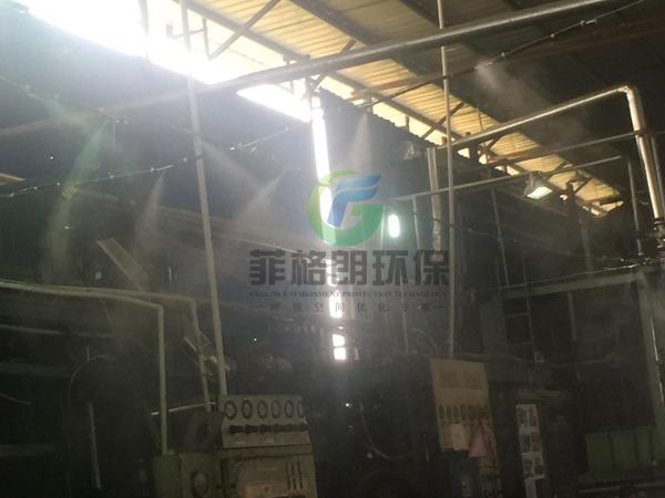 深圳物流中心/车间/厂房/大型仓库喷雾降温设备/降温效果好