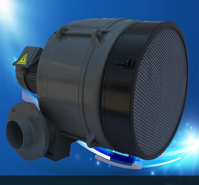 透浦式鼓风机HTB125-704