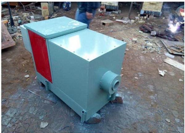 蒸汽锅炉生物质颗粒燃烧机 定做加工