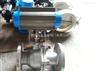 Q641W氣動不鏽鋼球閥