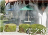 广西南宁公园喷雾降温系统公司